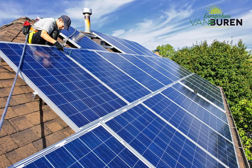 Is een zonnepaneel-systeem brandgevaarlijk?